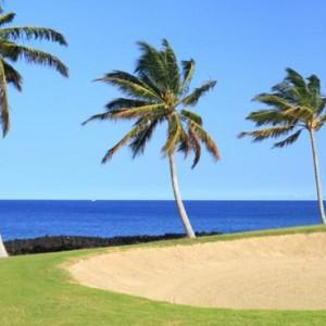 golf - hotel wailea maui - luxury hawaii honeymoon packages