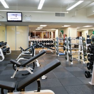 gym 2 - Crowne Plaza Times Square - luxury New York Honeymoon Packages
