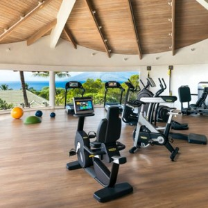 gym 2 - hotel wailea maui - luxury hawaii honeymoon packages