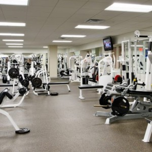 gym 3 - Crowne Plaza Times Square - luxury New York Honeymoon Packages