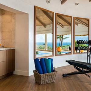 gym 3 - hotel wailea maui - luxury hawaii honeymoon packages