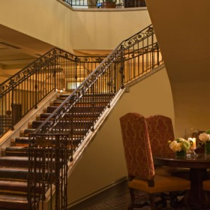 interior - Kimpton canary Hotel Santa Barbra - Luxury Los Angeles Honeymoon Packages