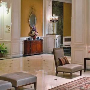 lobby 2 - Warwick New York Hotel - Luxury new york honeymoon packages