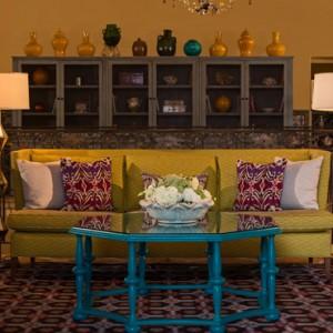 lobby - Kimpton canary Hotel Santa Barbra - Luxury Los Angeles Honeymoon Packages