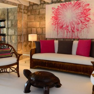 lobby - Montpelier Plantation and Beach - Luxury St Kitts and Nevis Holiday Packages