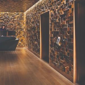lobby - Nobu Hotel Caesars Palace Las Vegas - Luxury Las Vegas Honeymoon Packages
