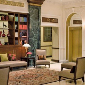 lobby - Warwick New York Hotel - Luxury new york honeymoon packages