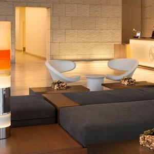lobby - the shore hotel santa monica - luxury los angeles honeymoon packages