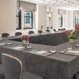 meeting room 2 - Warwick New York Hotel - Luxury new york honeymoon packages