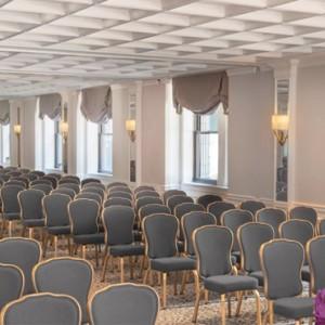 meeting room - Warwick New York Hotel - Luxury new york honeymoon packages