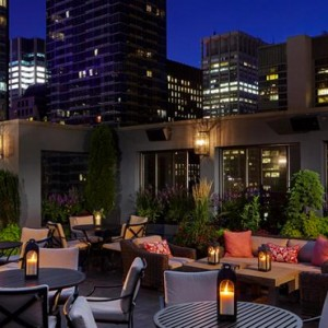 New York Honeymoon Packages The Peninsula New York Hotel Bar