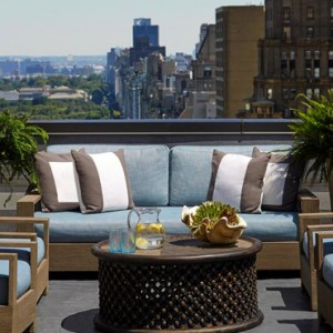New York Honeymoon Packages The Peninsula New York Hotel Bar 3