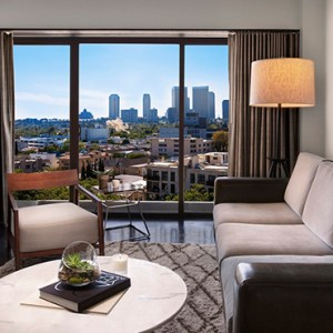 rooms 3 - SIXTY Beverly Hills - luxury los angeles honeymoon packages