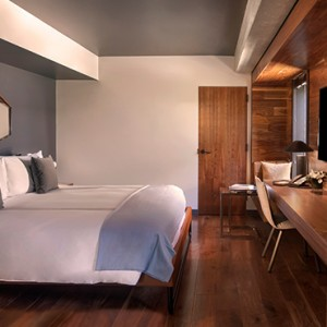 rooms 5 - SIXTY Beverly Hills - luxury los angeles honeymoon packages