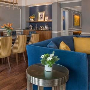 suites - Warwick New York Hotel - Luxury new york honeymoon packages