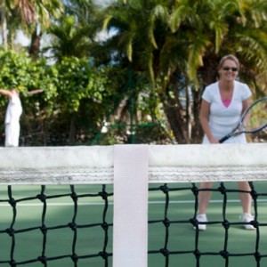 tennis - Montpelier Plantation and Beach - Luxury St Kitts and Nevis Holiday Packages