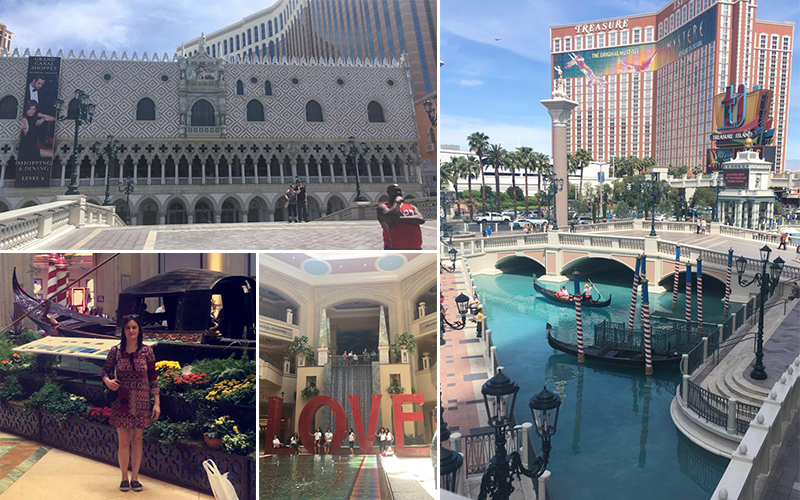 the venetian - luxury las vegas honeymoon packages
