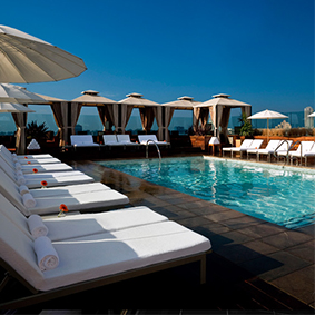 thumbnail - SIXTY Beverly Hills - luxury los angeles honeymoon packages