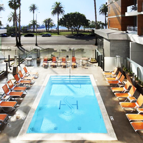 thumbnail - the shore hotel santa monica - luxury los angeles honeymoon packages
