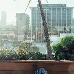 views - SIXTY Beverly Hills - luxury los angeles honeymoon packages