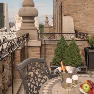 views - Warwick New York Hotel - Luxury new york honeymoon packages