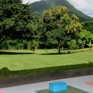 yoga - Montpelier Plantation and Beach - Luxury St Kitts and Nevis Holiday Packages