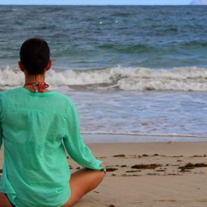 Yoga On The Beach Montpelier Plantation & Beach St Kitts & Nevis Honeymoons