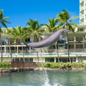 Dolphin Experience Kahala Hotel & Resort Hawaii Honeymoons
