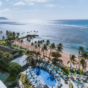 Exterior Kahala Hotel & Resort Hawaii Honeymoons