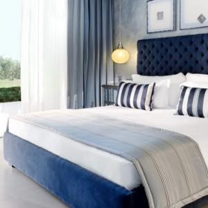 Greece Honeymoon Packages Ikos Olivia Resort Deluxe One Bedroom Bungalow Suite 2