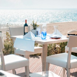 Greece Honeymoon Packages Ikos Olivia Resort Fresco