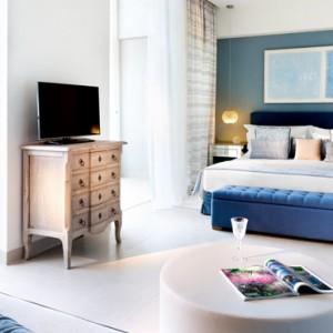 Greece Honeymoon Packages Ikos Olivia Resort One Bedroom Bungalow Suite 2