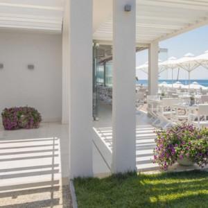 Greece Honeymoon Packages Ikos Olivia Resort Ouzo