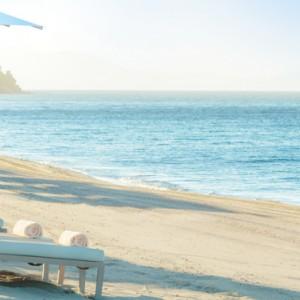 Greece Honeymoon Packages Ikos Olivia Resort Beach