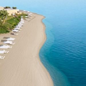 Greece Honeymoon Packages Ikos Olivia Resort Beach 3