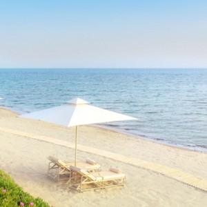 Greece Honeymoon Packages Ikos Olivia Resort Beach 4