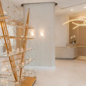 Greece Honeymoon Packages Ikos Olivia Resort Lobby 2