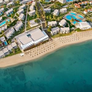 Greece Honeymoon Packages Ikos Olivia Resort Overview