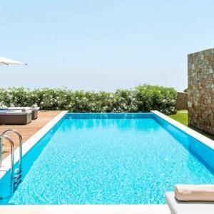 Greece Honeymoon Packages Ikos Olivia Resort Pool 2