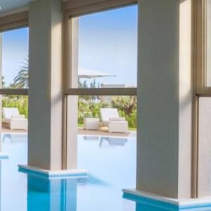 Greece Honeymoon Packages Ikos Olivia Resort Pool 3