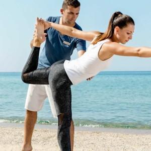Greece Honeymoon Packages Ikos Olivia Resort Yoga