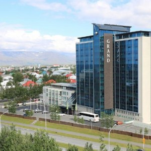 Iceland honeymoon Packages Hotel Grand Reykjavik Exterior