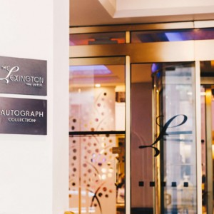Luxury New York Honeymoon Packages - Lexington New York - Exterior
