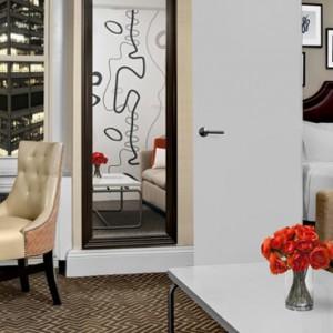 Luxury New York Honeymoon Packages - Lexington New York - Junior suite