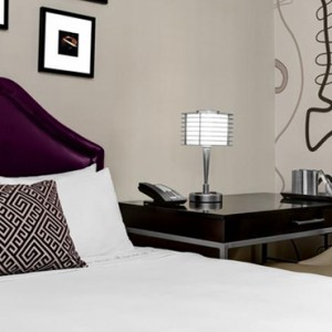 Luxury New York Honeymoon Packages - Lexington New York - Petit Room 2