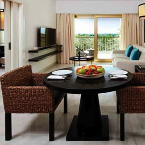 Portugal Honeymoon Packages Anantara Vilamoura Golf Suite Living Area