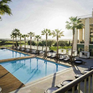 Portugal Honeymoon Packages Anantara Vilamoura Main Pool1
