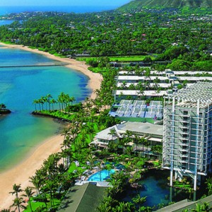 Hawaii Honeymoon Packages The Kahala Hotel And Resort Beach
