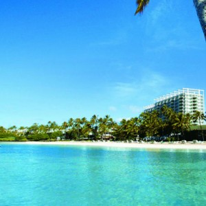 Hawaii Honeymoon Packages The Kahala Hotel And Resort Beach 2