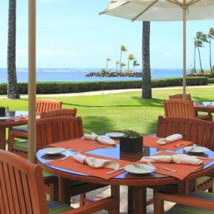 Hawaii Honeymoon Packages The Kahala Hotel And Resort Dining